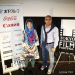 戦時下の母親の姿を、胸打つ映像で描くアゼルバイジャン映画『ナバット』記者会見@TIFF2014