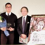 チャン・シャオチュアン(張孝全)さん登壇!第1回「オーサカ ASIA スター★アワード&トーク」開催