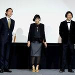 安藤サクラ、『白河夜船』世界初上映で、井浦新との共演に「最初はどうしようと思った」@第10回大阪アジアン映画祭