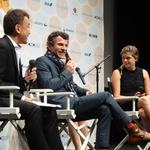 『エール!』エリック・ラルティゴ監督、主演女優ルアンヌ・エメラ、トークショー@フランス映画祭2015