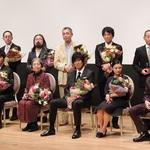 樹木希林、佐藤浩市の本音トークに会場大爆笑!@おおさかシネマフェスティバル2016