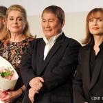 歓声あり、笑いあり、カトリーヌ・ドヌーヴ団長に北野武が賛辞!25回目を迎えた「フランス映画祭2017」、華々しく開催!