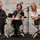 『ポリーナ、私を踊る』アンジュラン・プレルジョカージュ監督、ヴァレリー・ミュラー監督トークショー@フランス映画祭2017