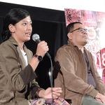 「シンプルな歌、詩を通して、変革するインドネシアの悲劇を描く」 ガリン・ヌグロホ監督、出演アニサ・ヘルタミさん『めくるめく愛の詩』を語る@TIFF2018