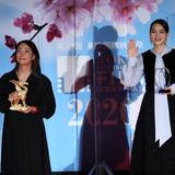 観客賞は大九明子監督『私をくいとめて』。主演・のんは「感謝の気持ちでいっぱい」@第33回東京国際映画祭クロージングセレモニー