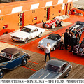 『スクランブル』史上初!総額数億円の高級クラシックカーに囲まれたイベント試写会