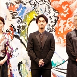 映画『HOKUSAI』公開記念!大波トークイベント