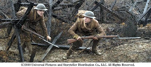 1917 命 を かけ た 伝令