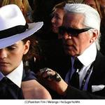 『ファッションを創る男―カール・ラガーフェルド―』