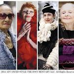 『アドバンスト・スタイル そのファッションが人生』